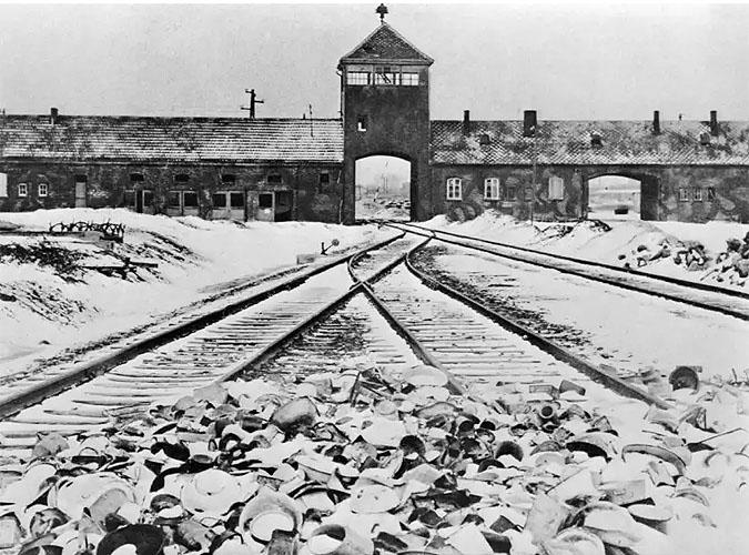 Auschwitz Deportation