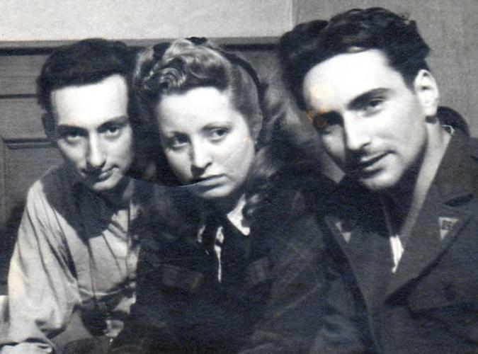 Lothar Besch, Uschi Baingo & Bubi