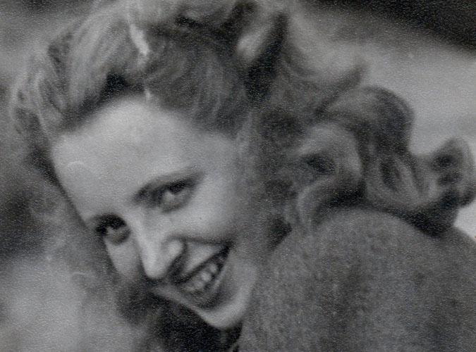 Uschi Ward (nee Ursula Augusta Maria Baingo aka Ursula Baingo)