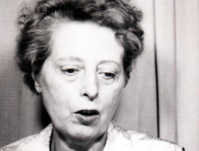 Margarete Baingo / Margarete Christ nee Völchner