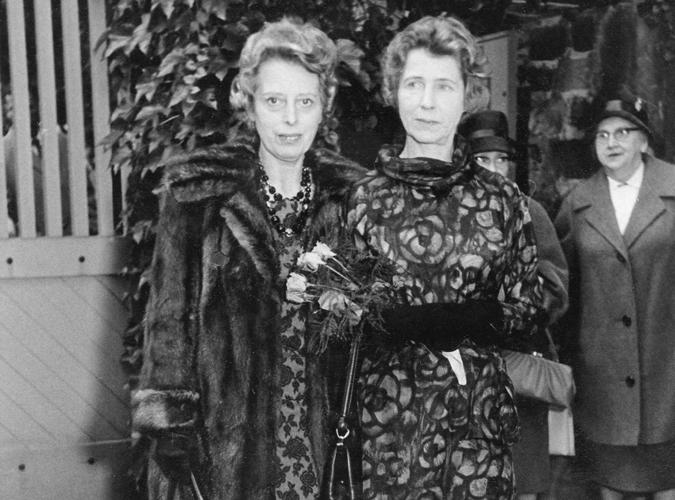 Margarete Baingo and Hedwig Elisabeth Margarete Baingo - Ernst Baingo's wife