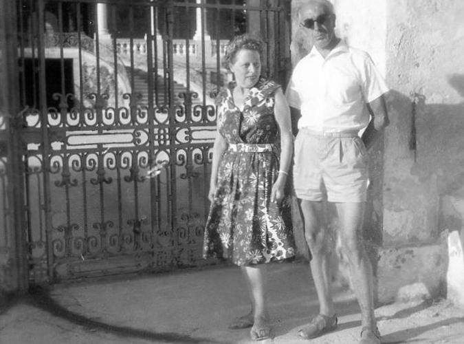 Margarete Baingo / Margarete Christ nee Völchner Malta